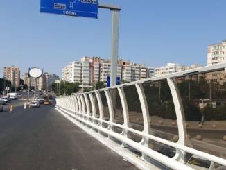 Podul Cumpenei (de la Butelii) din Constanța. FOTO Primăria Constanța
