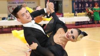 """Cei mai buni dansatori s-au """"luptat"""" la Medgidia. FOTO PMM"""