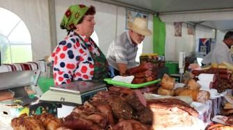 Produse de la Sărbătoarea Tradițiilor și Meșteșugurilor Dobrogene. FOTO CTnews.ro