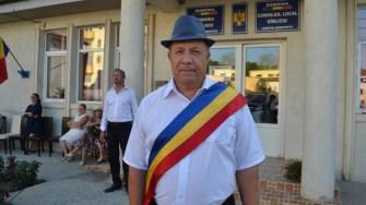Primarul comunei Gârliciu, Constantin Cinpoiașu. FOTO Ctnews.ro