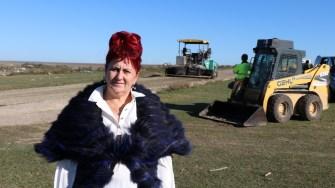 Primarul comunei Saraiu, Dorinela Irimia. FOTO CTnews.ro