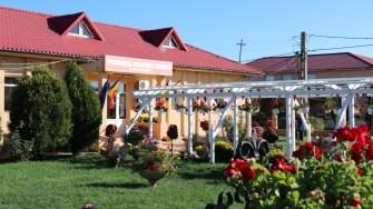 Primăria comunei Saraiu. FOTO Adrian Boioglu