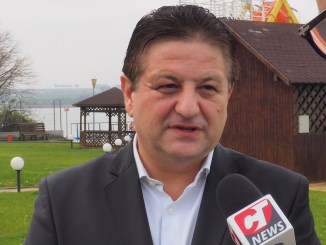 Sorin Ovidiu Cupșa, directorul CERONAV Constanța. FOTO Cătălin Schipor