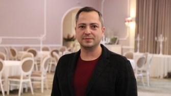 Bogdan Vârvorea, administratorul restaurantului En Provence din Constanța. FOTO Adrian Boioglu