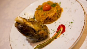 Mâncăruri alese la Restaurantul En Provence din Constanța. FOTO Restaurantul En Provence