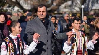 Reprezentanții autorităților locale din Medgidia au participat la evenimentele dedicate zilei Unirii Principatelor. FOTO Primăria Medgidia