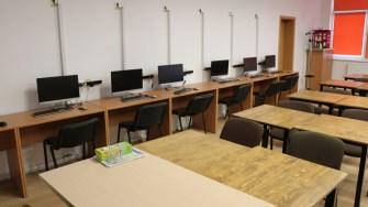 Liceul Tehnologic din Cumpăna. FOTO Adrian Boioglu