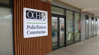 Policlinica OCH din Constanța. FOTO Adrian Boioglu