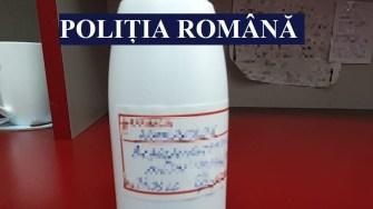 Produsele cu probleme au fost confiscate de către polițiști. FOTO IPJ Constanța