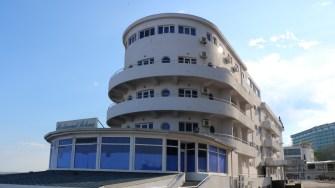 Hotelul Belona din Eforie. FOTO Adrian Boioglu