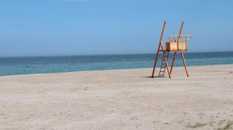 Plaja din Vama Veche. FOTO Adrian Boioglu