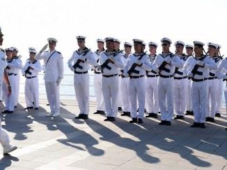 Schimbare la conducerea Forțelor Navale Române. FOTO SMFN