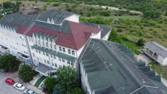 Spitalul Orășenesc Cernavodă. FOTO Paul Alexe