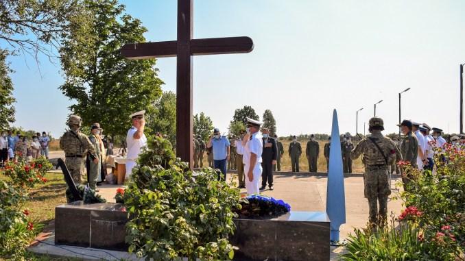 Zece ani de la tragedia aviatică de la Tuzla. FOTO SMFN