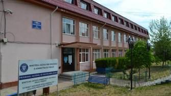 Școala gimnazială numărul 1 din Hârșova. FOTO Primăria Hârșova