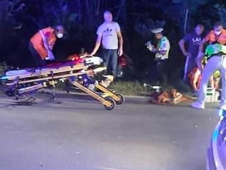 Cinci persoane rănite într-un accident rutier petrecut pe DN3. FOTO Facebook