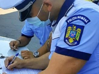 Controale efectuate de polițiștii de la Transporturi în zona Gării Constanța