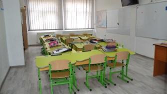 Liceul Ioan Cotovu din Hârșova. FOTO Primăria Hârșova