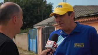 Marian Gălbinașu, primarul comunei Corbu. FOTO Paul Alexe