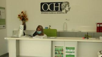 Ovidius Clinical Hospital. FOTO CTnews.ro