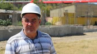 Inginerul Marius Pelin. FOTO Adrian Boioglu