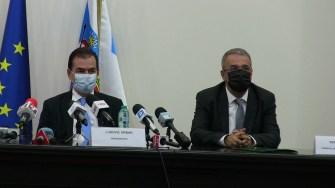 Ludovic Orban și Vergil Chițac. FOTO CTnews.ro