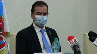 Ludovic Orban. FOTO CTnews.ro