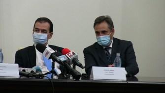 Ludovic Orban și Mihai Lupu. FOTO CTnews.ro