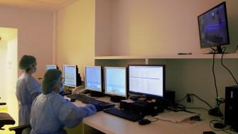 Centrul de radioterapie MedEuropa Constanța. FOTO Paul Alexe