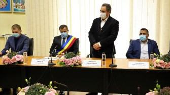 Președintele Consiliului Județean Constanța, Mihai Lupu