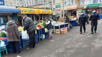 Piețele din Constanța vor fi deschise imediat ce vor fi amenajate în așa fel încât să răspundă nevoii de protecție
