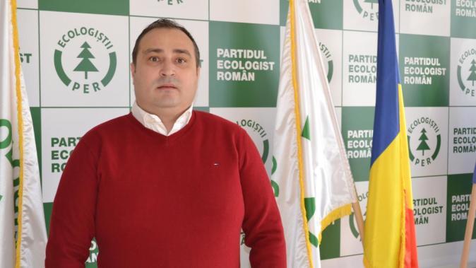 Fildis Reșit, candidat PER Constanța pentru Camera Deputaților. FOTO CTnews.ro