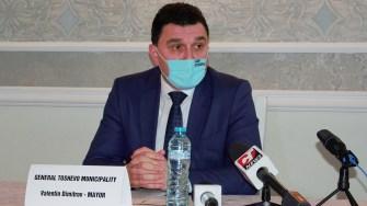 Valentin Dimitrov, primarul orașului General Toshevo (Bulgaria). FOTO Paul Alexe