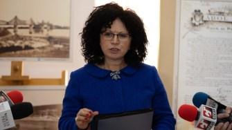 Cornelia Prioteasa, președintele Asociației pentru educație socio-emoțională Combat Stress RO.. FOTO Cătălin Schipor