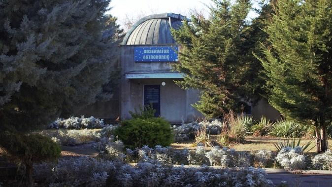 Observatorul Astronomic din Constanța. FOTO Paul Alexe