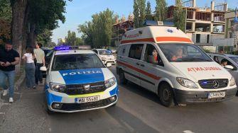 Alertă falsă de tentativă de suicid în Mamaia. FOTO Florin Boboc