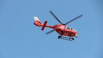 Elicopter SMURD. FOTO Adrian Boioglu