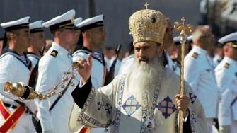 Arhiepiscopul Tomisului la Ziua Marinei 2021. FOTO Paul Alexe