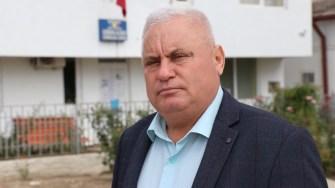 George Nicola, primarul comunei Aliman. FOTO Adrian Boioglu