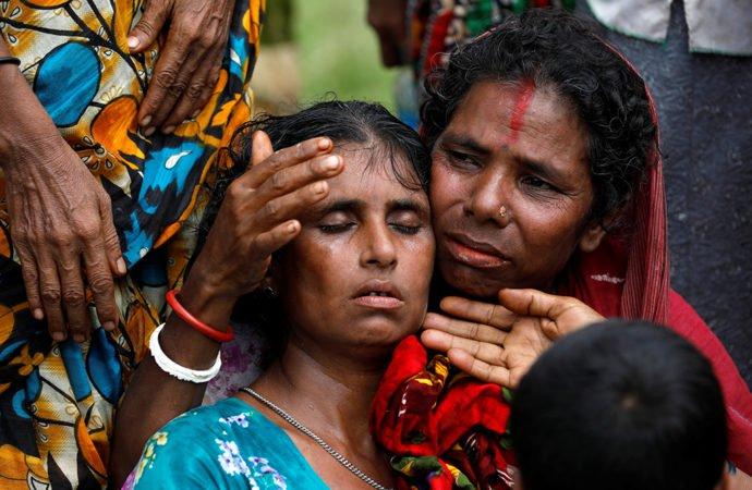 রোহিঙ্গা বিদ্রোহীরা হিন্দুদের ওপর গণহত্যা চালিয়েছে:অ্যামনেস্টি