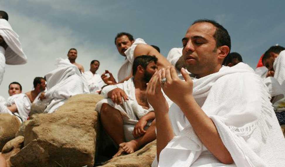 সৌদি আরবে পালিত হচ্ছে পবিত্র ঈদুল আযহা