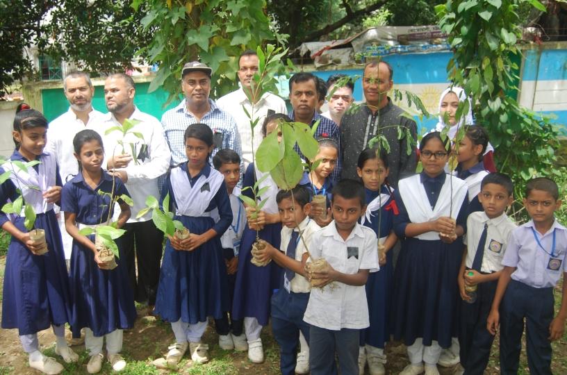 বঙ্গবন্ধু প্রাথমিক বিদ্যালয়ে জাতীয় শোক দিবস পালন