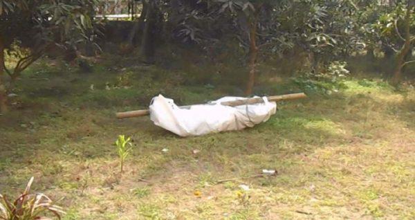 টেকনাফে নিখোঁজের ৪ দিন পর মিলল বস্তাবন্দি মরদেহ