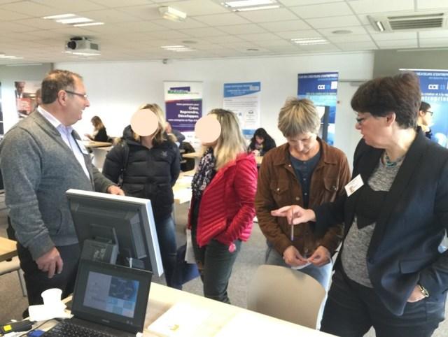 CTP13 au Forum Profession Créateur et Carrefour de l'emploi AIX EN PROVENCE