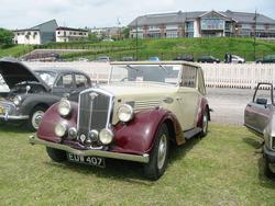 1937 Wolsley 14/56 convertable