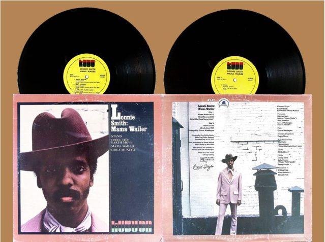 Album Cover and Vinyl records for Kudu 02 Mama Wailer