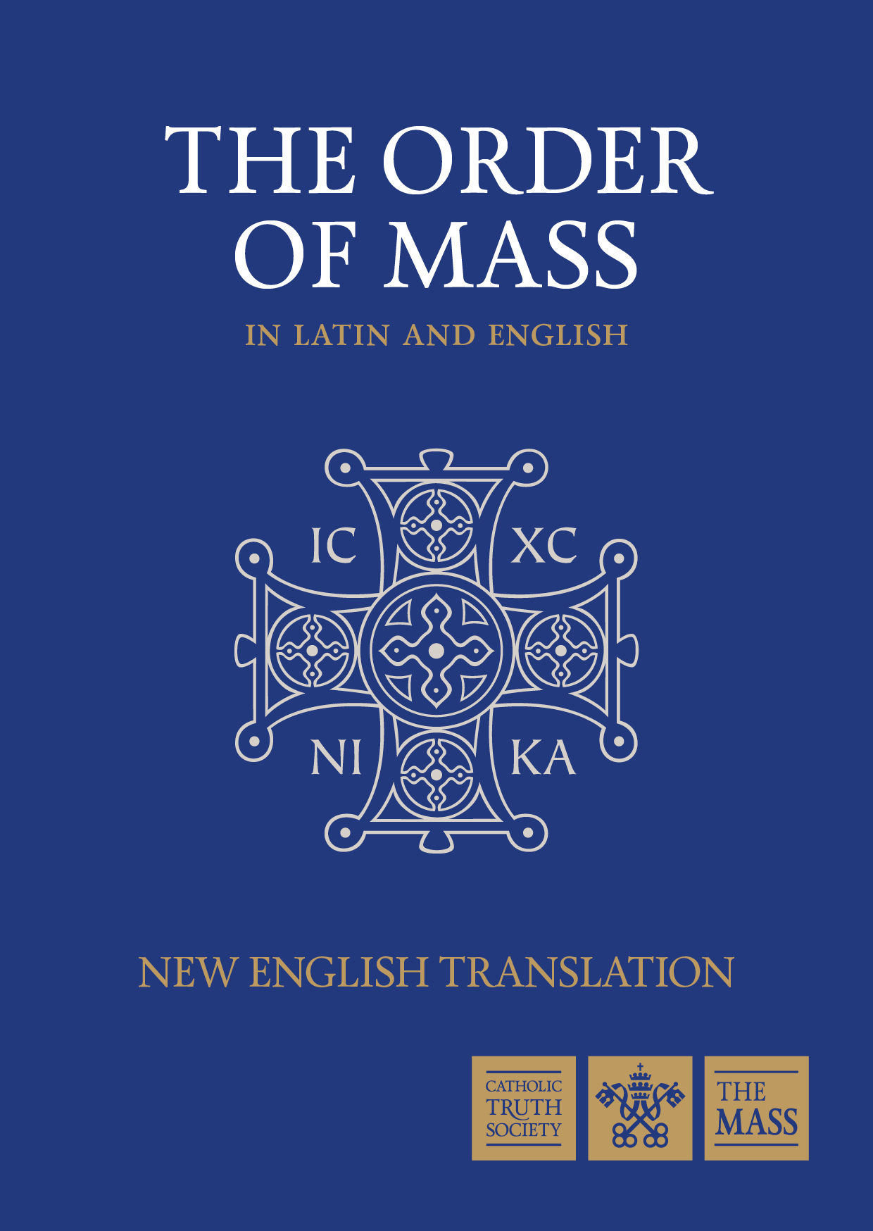Order Of Mass In Latin And English