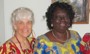 Columbia Seminary hosts international speakers talk voiceless sisters congo