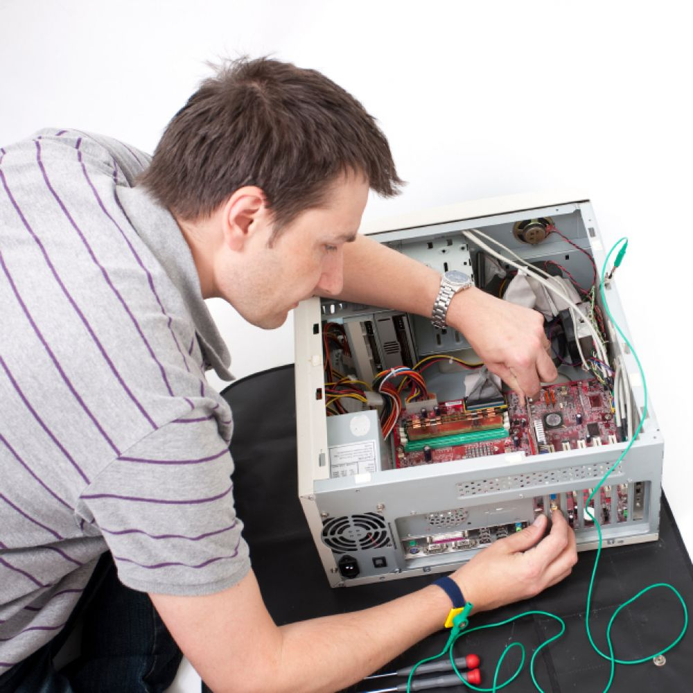 Jeffersontown Kentucky Onsite Computer PC & Printer Repair, Networks, Voice & Data Cabling Services