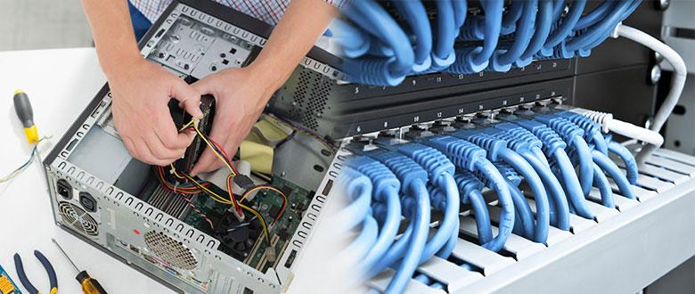 Rincon Georgia On Site PC & Printer Repairs, Networking, Voice & Data Cabling Technicians